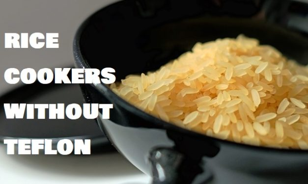 Rice cookers without Teflon