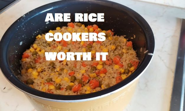 Are rice cookers worth it
